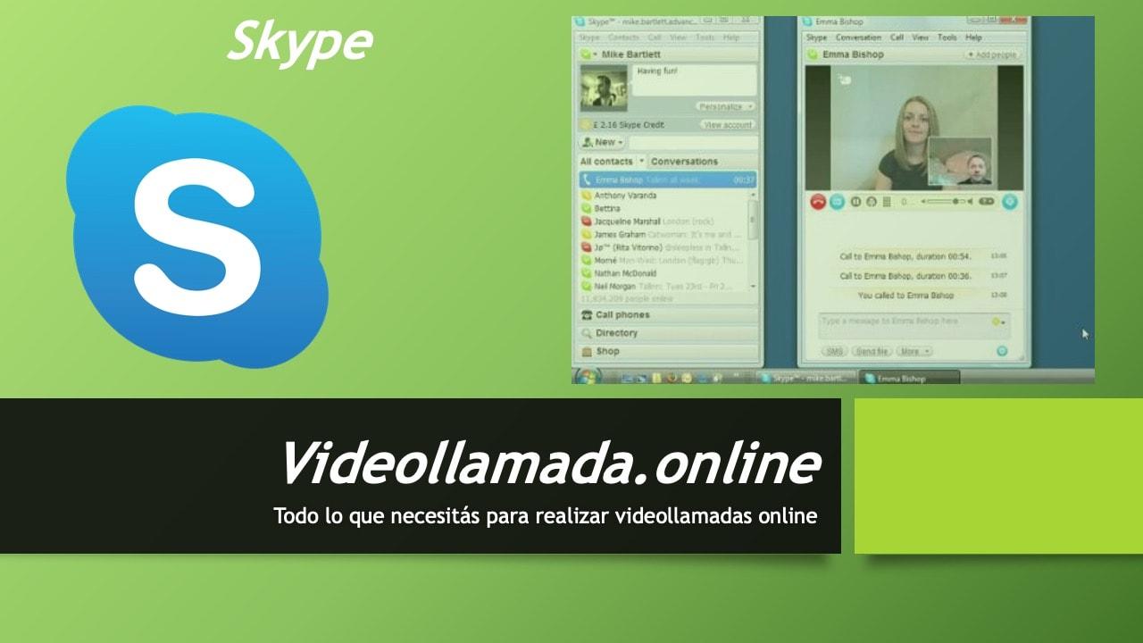 Cómo compartir pantalla en Skype