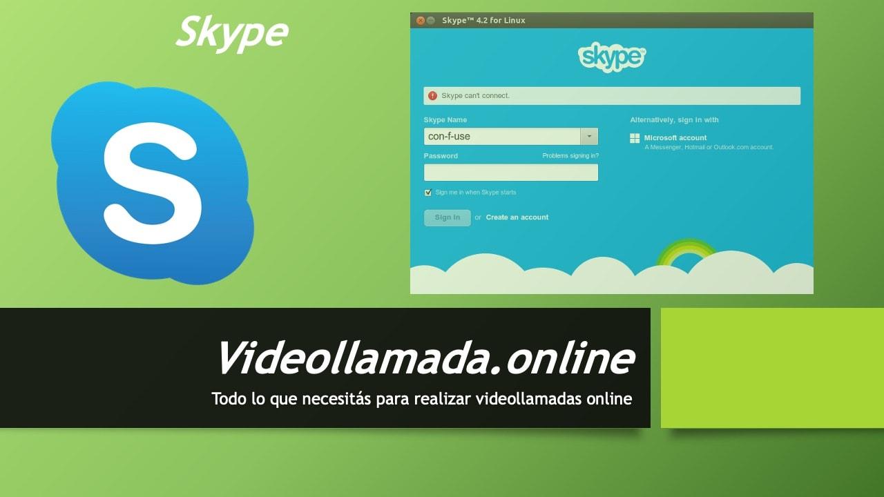 Cómo crear una cuenta de Skype