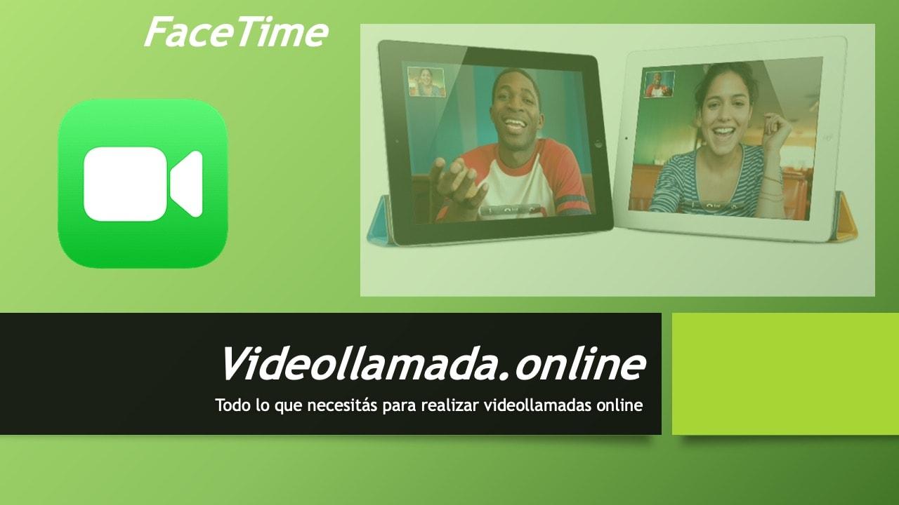 Cómo hacer una videollamada por FaceTime