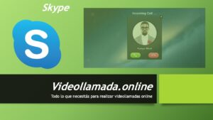 Videollamada por Skype