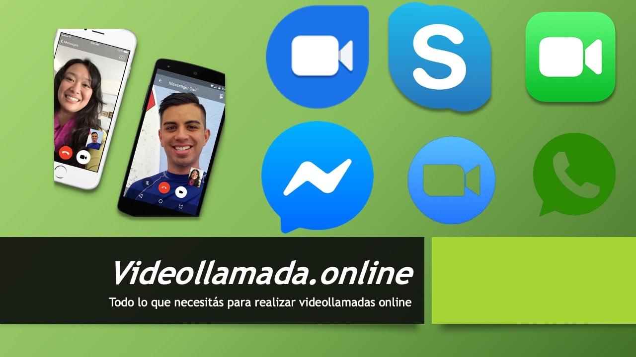 Videollamadas online