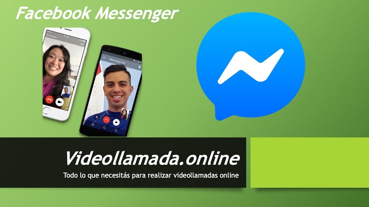 Videollamada por Facebook Messenger