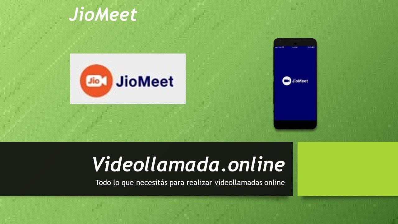 JioMeet para Videollamadas