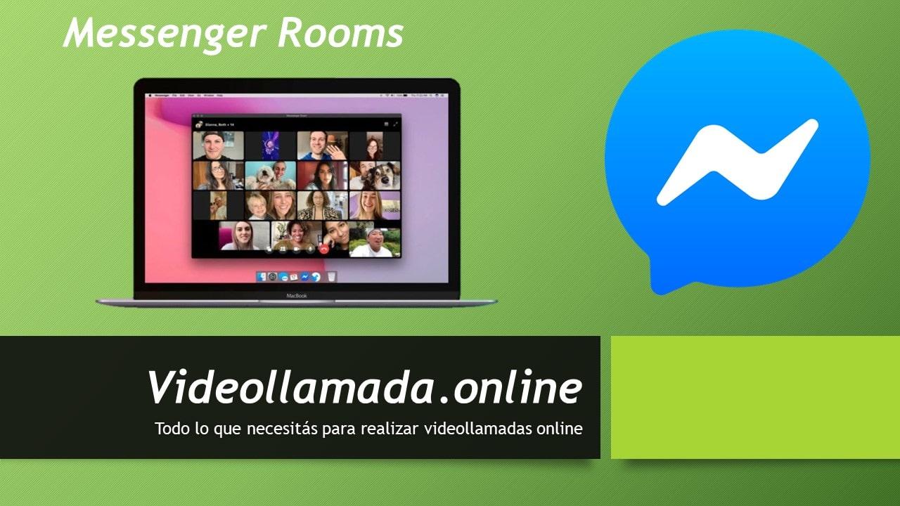 Messenger Rooms Facebook