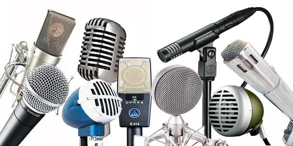 Micrófonos para videollamadas